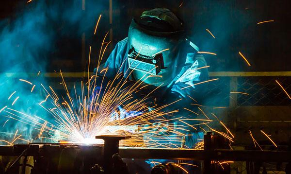 svařování oceli